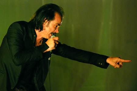 [ Nick Cave And The Bad Seeds ]