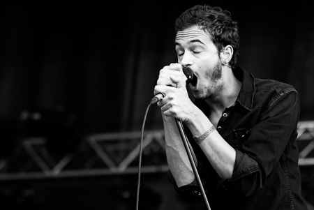 [ Editors @ T-mobile InMusic Festival 2009 ]