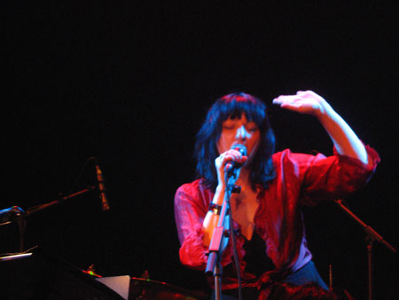 [ lydia lunch ]