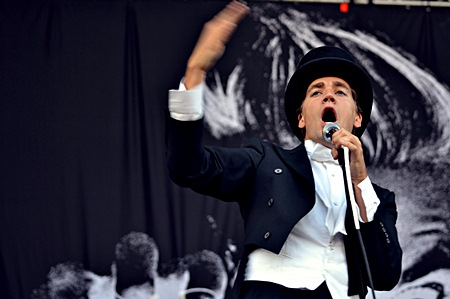 [ The Hives @ Frequency Festival ]