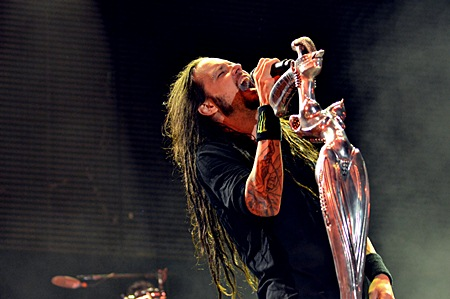 [ Korn @ Frequency Festival ]