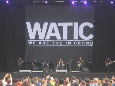 [ we are the in crowd ]