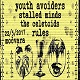 cover: Youth Avoiders, Stalled Minds, Wild Forms, the Celetoids, Rules @ Močvara, Zagreb 22/05/2017