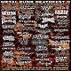 cover: Metal Punk Death Fest II, Day 2 @ Brooklyn Bazaar, NY 02/09/2017