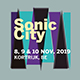 cover: REVIEW/PHOTO - Sonic City Festival, 08.-10.11.2019 @ Kortrijk, BE