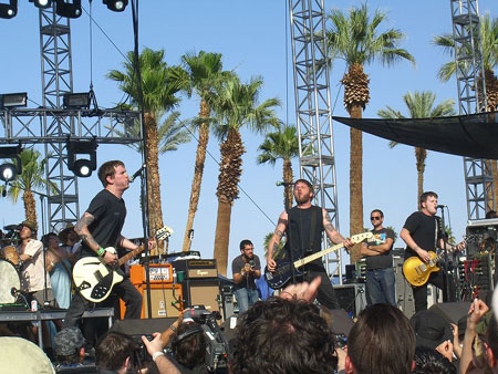 [ against me! @ coachella ]