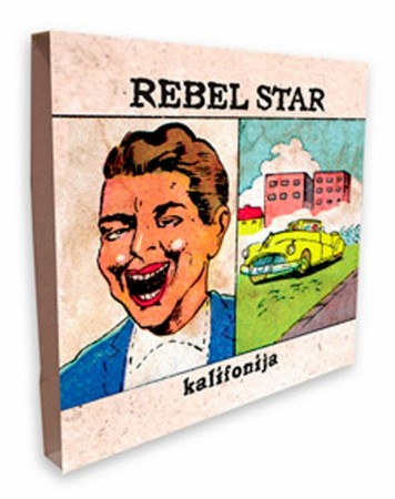 [ REBEL STAR - kalifonija ]