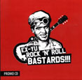cover: Ex-Yu Rock'n'Roll Bastards!!!