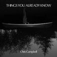 cover: Things You Already Know