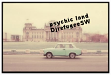 [ Dj Refugee - psychic land ]