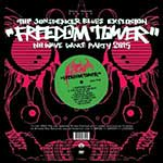 cover: Freedom Tower - No Wave Dance Party 2015