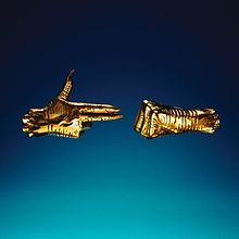 cover: Run the Jewels 3
