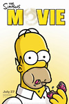 cover: THE SIMPSONS MOVIE