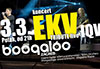 cover: REZULTATI - EKV Tribute by IQV @ Boogaloo Zagreb, 03/03/2017