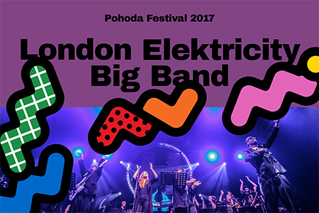 [ London Elektricity Big Band ]