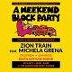 cover: A Weekend Block Party: Zion Train, Digitron Soundsystem, Bamwise, Rasta Altitude Sound @ Garden Brewery, Zagreb, 28/03/2019