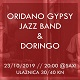 cover: Oridano Gypsy Jazz Band, Doringo @ Sax, 23/10/2019