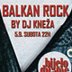 cover: Balkan Rock u Mo�vari