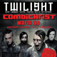 cover: Twilight - Combichrist warm up u Jabuci