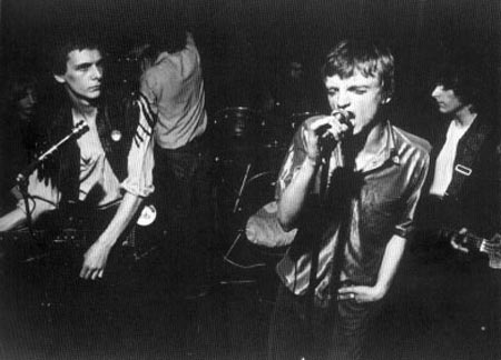 [ THE FALL - The Ranch, Manchester, August 1977 ]