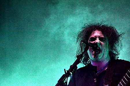 [ the cure @ frequency festival, green park st. pölten ]